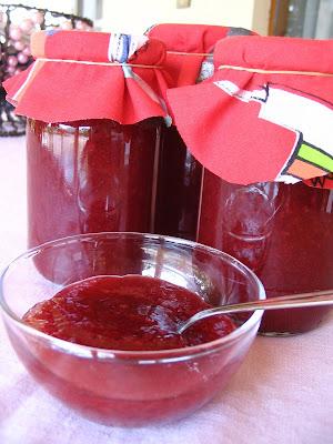 Cornelian Cherry Marmalade (Kızılcık Marmelatı)