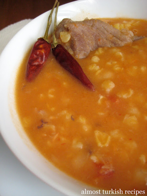 Corn And Bean Soup