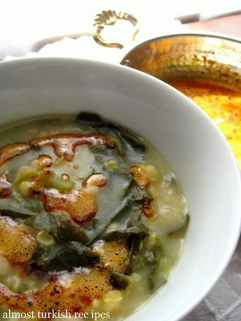 Collard Greens Soup