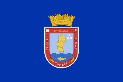 Bandera de Coquimbo