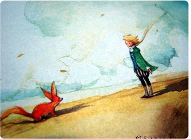 taming the little prince The little prince characters analysis emphasizes the purity of children as opposed to  the fox asks the prince to tame him as 'taming' means surrounding .