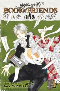 Natsume's Book of Friends volume 1