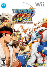 Tatsunoko vs. Capcom: Ultimate All-Stars on Wii