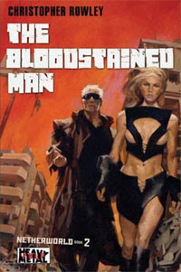 Heavy Metal Pulp vol. 2 The Bloodstained Man
