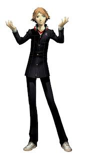 Persona 4 Yosuke Hanamura