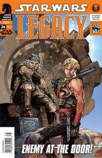 Star Wars: Legacy #24