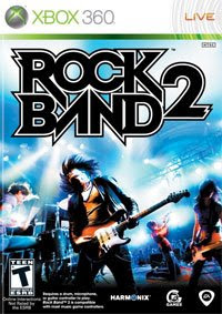 Rock Band 2 on Xbox 360
