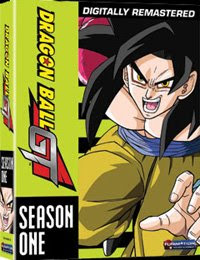 Dragon Ball GT Season 1 DVD Box Set