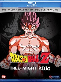 DBZ Lord Slug & Tree of Might on Blu-ray