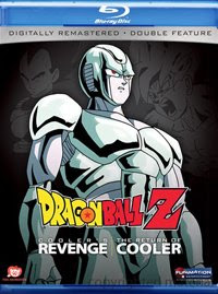 DBZ Cooler Double Feature Blu-ray