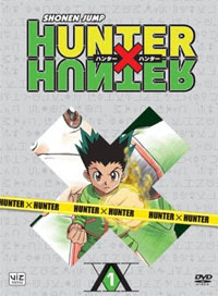 Hunter x Hunter DVD Box Set
