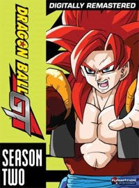 Dragon Ball GT Season 2 DVD Box Set