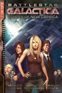 Battlestar Galactica Manga