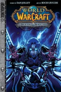 World of Warcraft: Death Knight manga