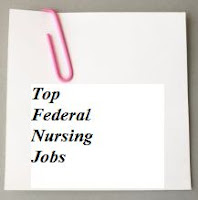 Federal Nursing Jobs