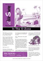 IN THE O-ZONE