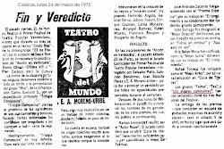 1er. Festival Teatro Popular