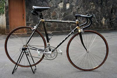 Keluarga Kecapi dan Kisahnya: MIYATA Century 1990 - Road Bike