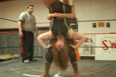 Womens Wrestling -- Submission Holds