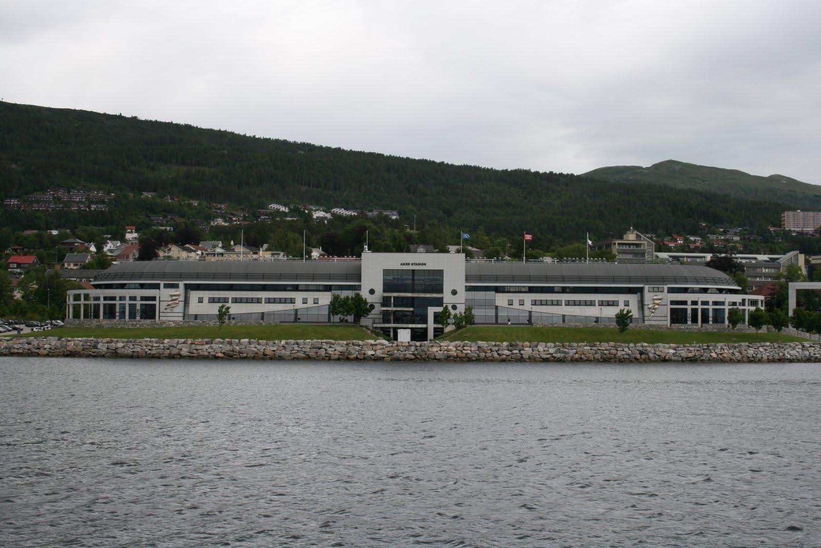 feriereise Trondheim