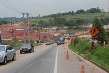 Rodoanel aumenta trânsito e buracos em Itapecerica da Serra