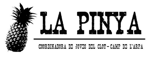 La Pinya- Coordinadora de Joves del Clot - Camp de l'Arpa