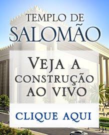 Construção do Templo : AO VIVO