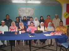 Bersama Puteri UMNO Cawangan Kg Laut