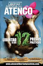 Actividades por la libertad de los presos políticos de Atenco