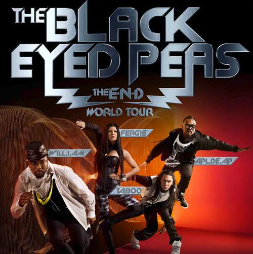 Download The Black Eyed Peas The E.n.d. World Tour Live DVDRip AVI