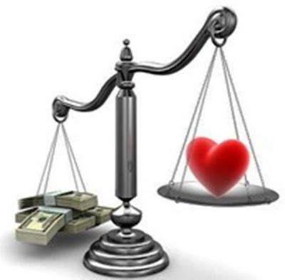 Resultado de imagen para el amor y el dinero