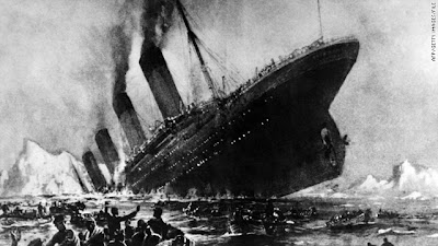 New Bacteria Found Eating Up Rusty Iron Structure of shipwrecked Titanic