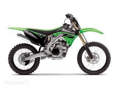 kawasaki motorcycle - Kawasaki KX 250F Motocross