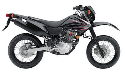 HONDA Motard - 2009 Honda Motorcycle Models  2009 Honda CRF230M