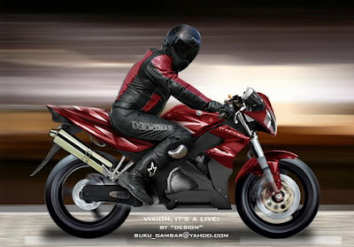 yamaha motorcycle -  yamaha vixion modification