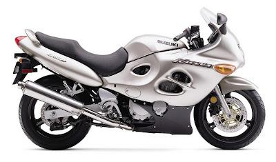 new Suzuki GSX 750 model style