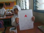 Melukis Objek Menggunakan Bentuk Geometri