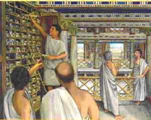 Biblioteca de Alexandria Alexandria