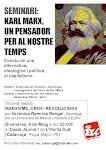 Seminari: Karl Marx, Un pensador per al nostre Temps