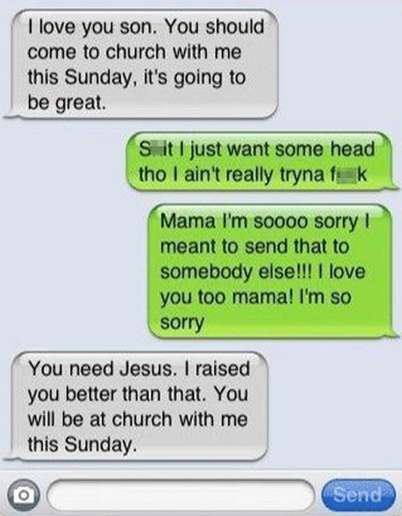 Funblog funny text messages hope jesus can help m4hsunfo