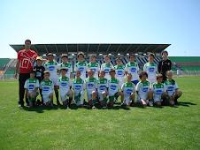 Mais uma Jornada de futebol juvenil em Vila do Conde.