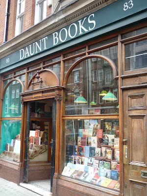 bookshop in London