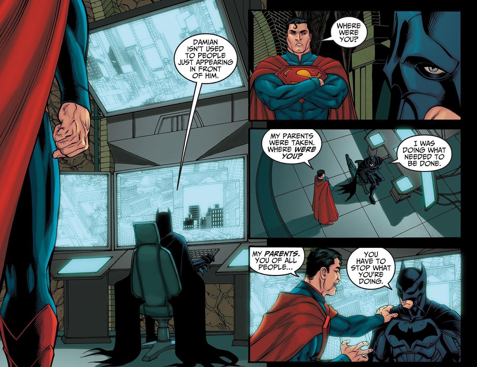 Injustice: Gods Among Us [I] Issue #10 #11 - English 7