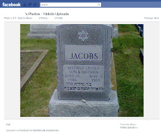 Facebook and Death