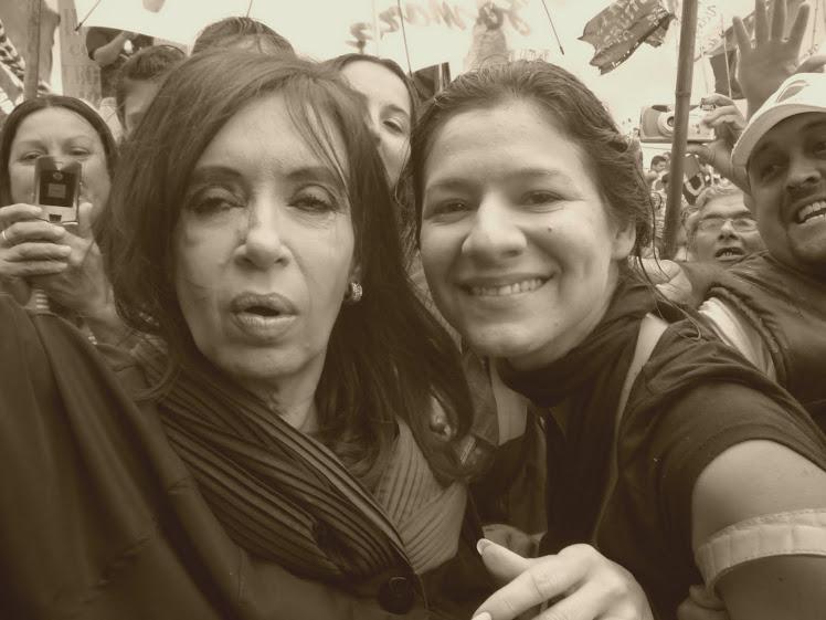 """¡Te amamos Cristina!!! Sin dudas """"2011 será PUEBLO"""""""
