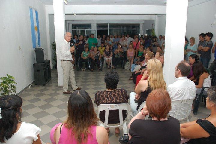 """...se sumaron al """"Proyecto Echeverría 2011"""""""