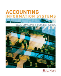 Accounting Information Systems James Hall 6e
