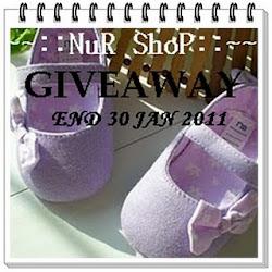 Nur Shop giveaway