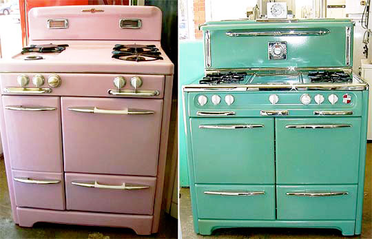 1000 Ideas About Pink Kitchens On Pinterest Pink Kitchen Appliances .