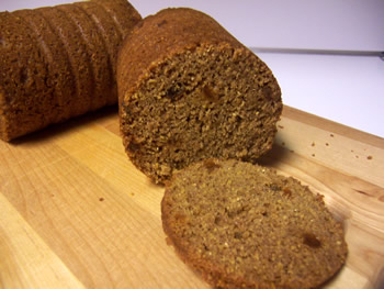 ... to be a (retired) Housewife: Boston Brown Bread (slow cooker method